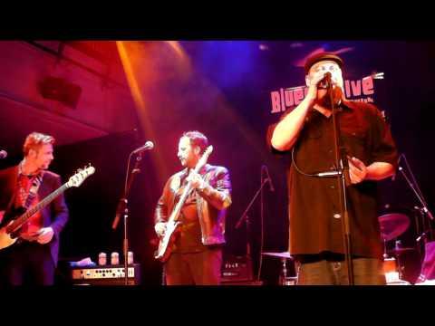 Big Dave & SammyCuba 26 -3-2011 Blues Alive in Cuijk