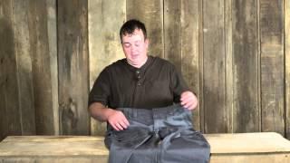 Duluth Trading Company Fire Hose Work Pants