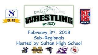 17-18 Wrestling!  Sub Regionals