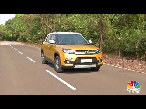 Maruti Suzuki Vitara Brezza - Road Test Review by Overdrive