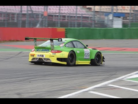 Trackday Hockenheim Sexbomb Porsche 997 Destrée Motorsport 2019