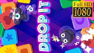 Drop It! Crazy Color Puzzle Game Review 1080P Official Artik Games Puzzle