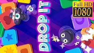 Drop It! Crazy Color Puzzle Game Review 1080P Official Artik GamesPuzzle