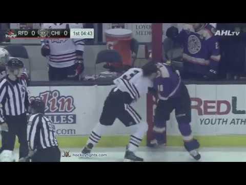 Curtis McKenzie vs. Brandon Davidson
