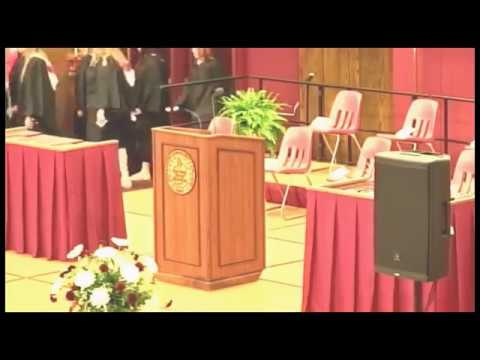 Commencement Ceremony Spring 2017 - Processional