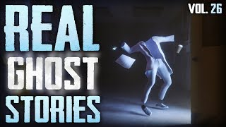 Paranormal Investigators & Cherokee Warnings | 10 True Scary Ghost Horror Stories (Vol. 26)