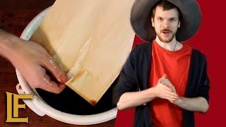 DIY Paper - 2 Ways Of Making Fake Parchment