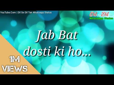 300+ Dosti Status video for whatsapp free download : Status