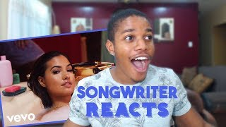 Songwriter Reacts To Mabel Don't Call Me Up