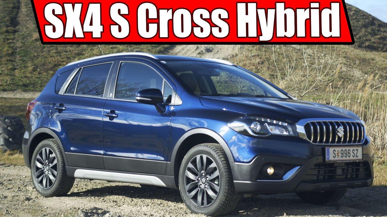 Suzuki S-Cross Hybrid - Test