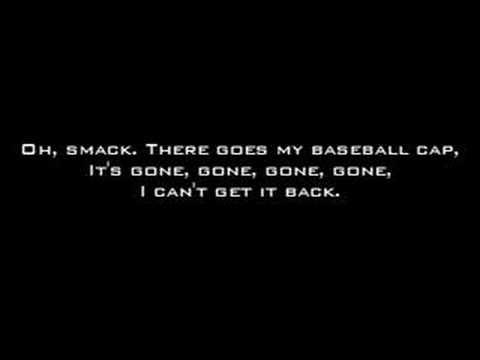 Música Baseball Cap