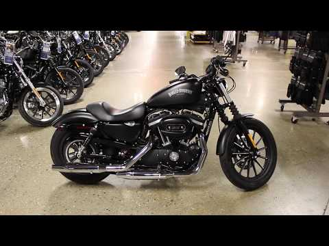 2015 Harley-Davidson Iron 883™ in New London, Connecticut - Video 1