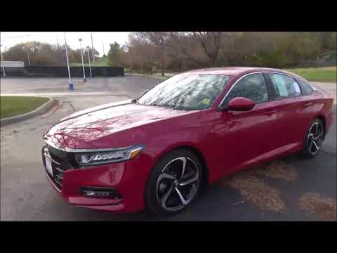 Certified 2018 Honda Accord Sport 1.5T For Sale At Honda Cars Of Bellevue...an Omaha Honda Dealer!