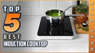 Top 5 Best Induction Cooktop Reviews in 2020