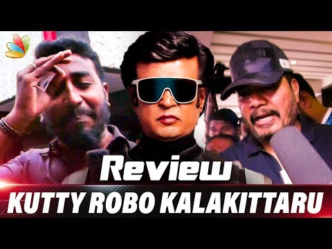 Download Rajini's 2.0 Public Review | Director Shankar's Enthiran 2 FDFS Reactions | Tamil Movie HD Mp4 3GP Video and MP3
