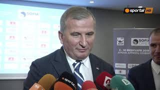 Горан Джокович: Ще направя каквото трябва, за да може Новак също да играе в София