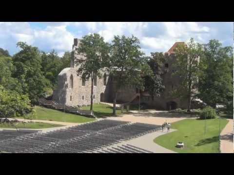 Latvia: Sigulda castles