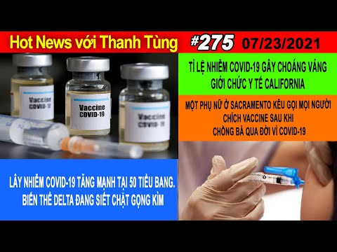 Hot News With Thanh Tung 07-23-2021