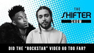 """Rockstar video \""""Reaction\"""", Selena Gomez lip synching?, Beefing over Titanic 