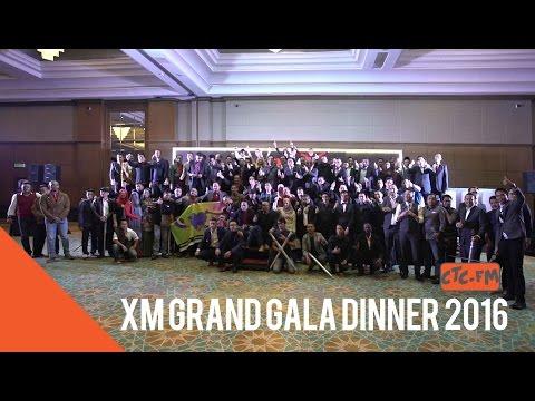 CTC.FM – XM Grand Gala Dinner 2016 | Mandarin Oriental Hotel Kuala Lumpur