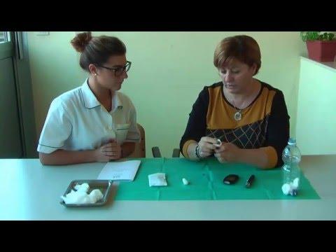 Trattamento del diabete di tipo 2 baffi oro