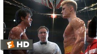 Rocky IV (7/12) Movie CLIP - I Must Break You (1985) HD