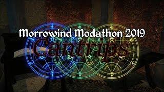 Morrowind Modathon 2019 - Cantrips Showcase