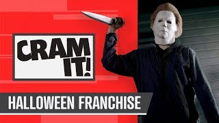 Every Michael Myers Halloween Movie CRAM IT