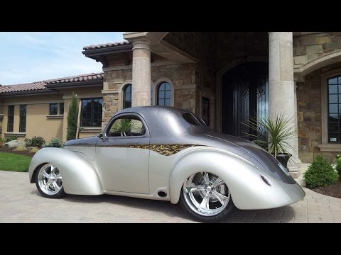 Video of '41 Coupe Street Rod - K8BS
