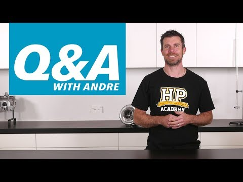 [HPA Q&A] Tapered rod bearings. What should I do? | Performance Engine Building