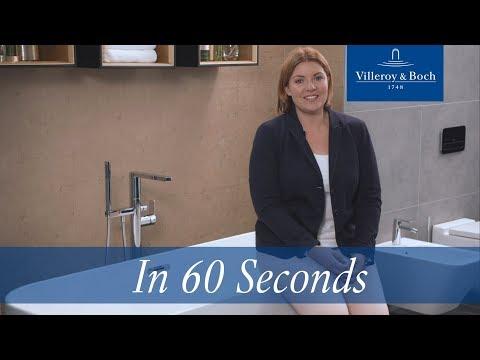 In 60 Sekunden: Quaryl®   Villeroy & Boch