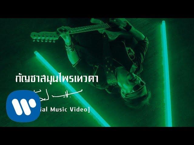 เทียรี่ เมฆวัฒนา - กัญชาสมุนไพรเทวดา [Official Music Video]