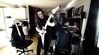 Solo Cover: Judas Priest - One shot at glory
