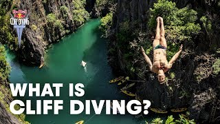 12 Facts You Didn't Know About Red Bull Cliff Diving