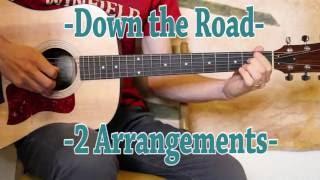 Down the Road - Flatt and Scruggs - Guitar Lesson