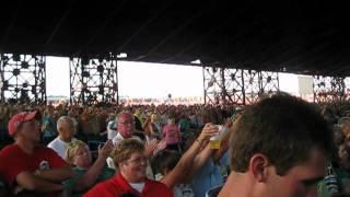 Jimmy Buffett Cincinnati 2012 - Pre Show Music