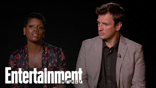 Nathan Fillion Teases Starting Over On 'The Rookie' | Entertainment Weekly