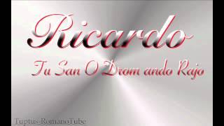 Ricardo kwiek - Tu San O Drom ando Rajo