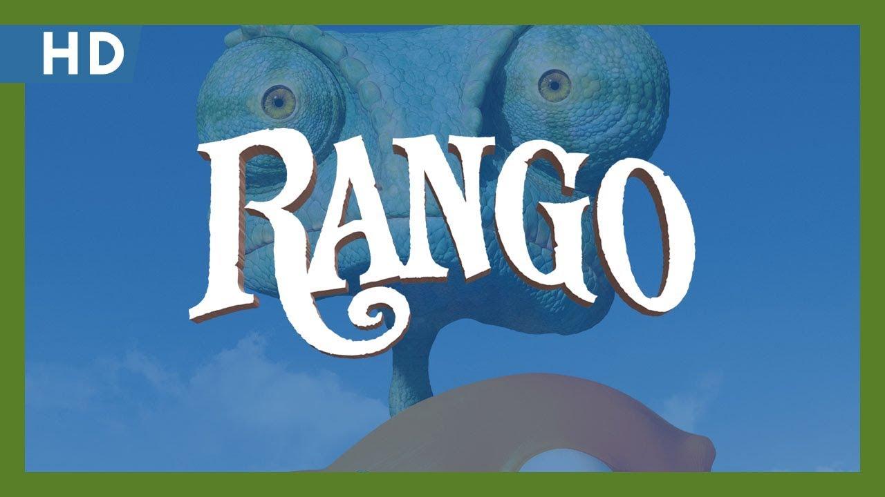 Trailer för Rango