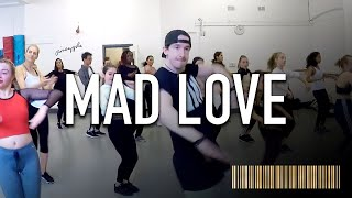 MAD LOVE   Mabel BEGINNER Dance | Commercial Choreography #BHchoreo