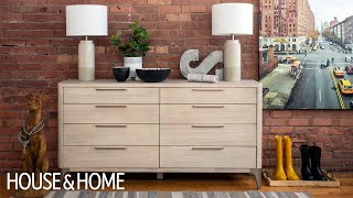 Decorating Tips: The One Dresser You Cant Live Without