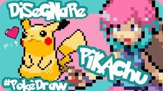 Video Come Disegnare Pikachu Con Il Direttore Artistico Dei
