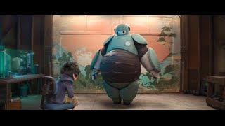 Big Hero 6: Upgrades Baymax - Movie Scene (High Quality from DVDSCR.x264)