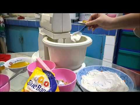 Video Cara Membuat Kue Cake Mocca