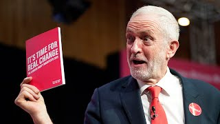 video: General election 2019: Jeremy Corbyn vows to take on the 'establishment' with £83 billion manifesto splurge