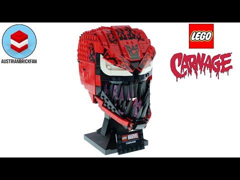 Vidéo LEGO Marvel 76199 : Carnage