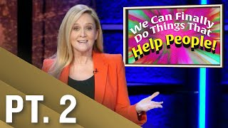 Democrats: They (Can Finally) Get The Job Done! Pt. 2 | Full Frontal on TBS