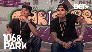 #TBT Bow Wow & Chris Brown's Guy Talk On Wooing The Ladies, Rihanna Collab & More   106 & Park