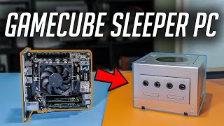 I Built A GameCube Gaming PC!