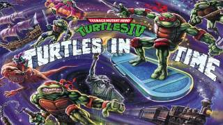 CdV 225: Teenage Mutant Ninja Turtles IV: Turtles In Time - Sewer Surfin'